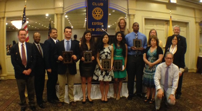 Congratulations to our 2014-2015 Students of the Year
